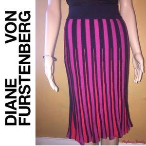 Diane von Furstenberg Multicolor Skirt